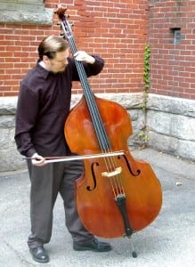 Carl Ferre-Lang Double Bass